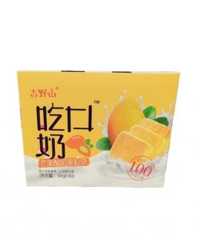 芒果酸奶果粒块