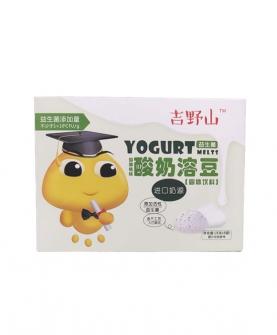 益生菌酸奶溶豆猕猴桃味