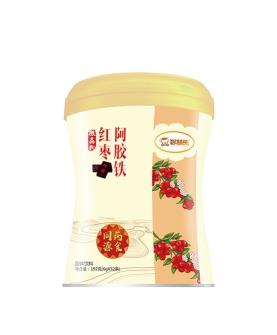 阿胶铁红枣微晶粉