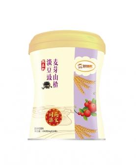 麦芽山楂淡豆豉微晶粉
