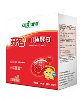 开智山楂酵母片