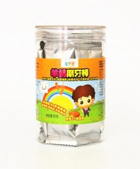 羊奶磨牙棒(胡萝卜+南瓜味)