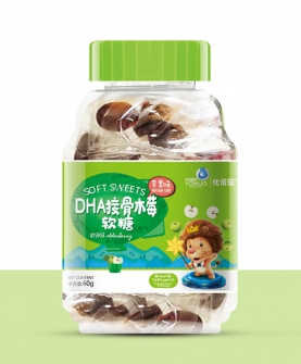 DHA接骨木莓软糖