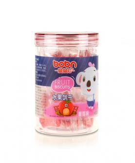 水果饼干草莓味