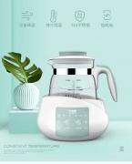 小壮熊恒温调奶器玻璃热水壶