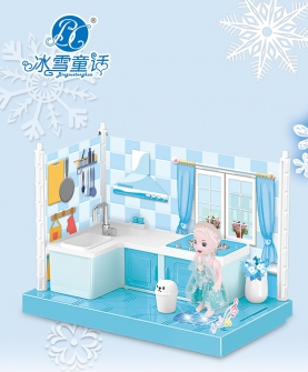 冰雪童话系列冰雪厨房