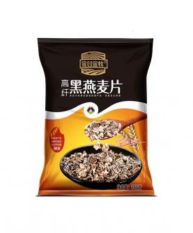 高纤黑燕麦片