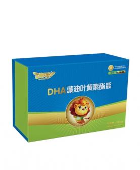 DHA藻油叶黄素酯凝胶糖果