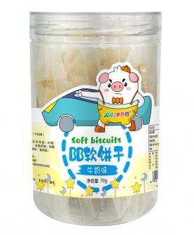 BB软饼干-牛奶味