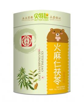 火麻仁茯苓固体饮料