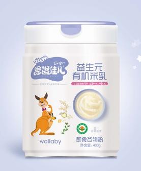 益生元有机米乳