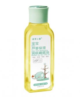 宝宝芦荟保湿润肤橄榄油