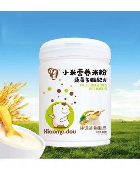 小米营养米粉蔬菜多维配方