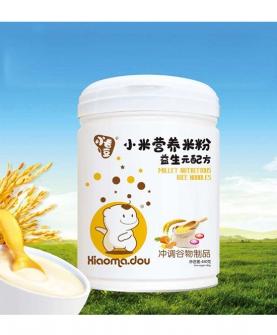 小米营养米粉益生元配方