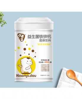 益生菌铁锌钙