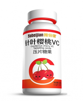 针叶樱桃VC压片糖果