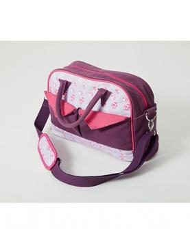 粉色纸杯蛋糕妈咪包