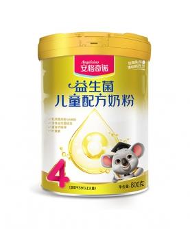 益生菌儿童配方奶粉4段