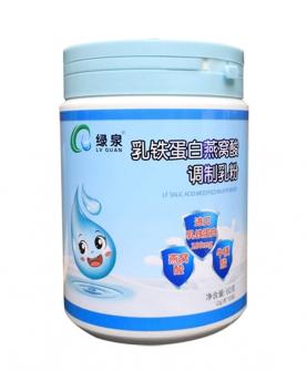 乳铁蛋白燕窝酸调制乳粉