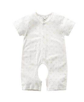 2020夏装新品婴儿短袖连体衣