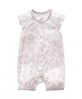 夏装新款婴儿连体衣