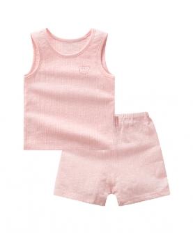 婴儿童内衣薄款套装