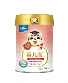 儿童营养成长奶粉800g