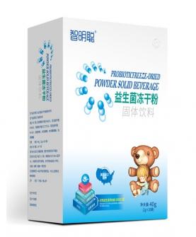 益生菌冻干粉竖盒