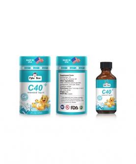 C40海藻饮液(钙滴剂)