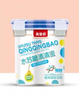 水苏糖清清宝强化钙铁锌