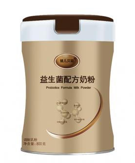 益生菌配方奶粉