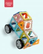 贝恩施儿童磁力片积木