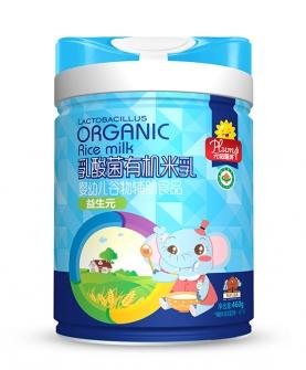 乳酸菌有机米乳-益生元
