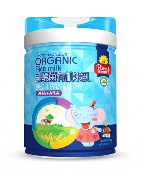 乳酸菌有机米乳-DHA+ARA