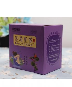 婴幼儿艾叶沐浴包-菖蒲紫苏