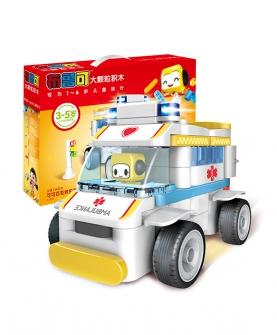 救护车拼装