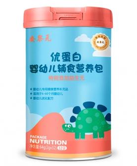 优蛋白婴幼儿辅食营养包