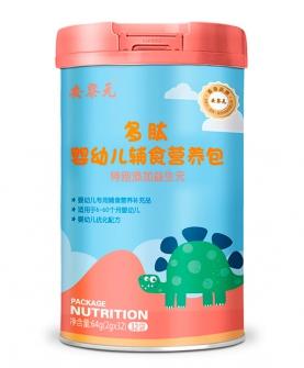 多肽婴幼儿辅食营养包