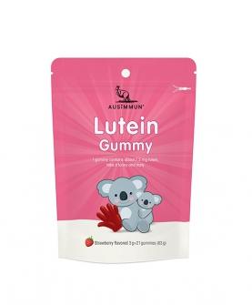 软糖草莓味袋装