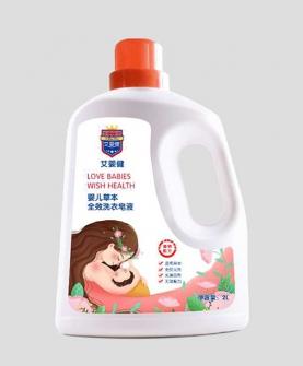 婴儿草本全效洗衣皂液