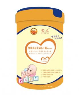 婴幼儿益生菌冻干粉辅食营养包