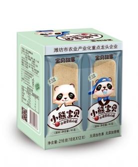 小熊宝贝冰糖雪糕山楂-原味盒装