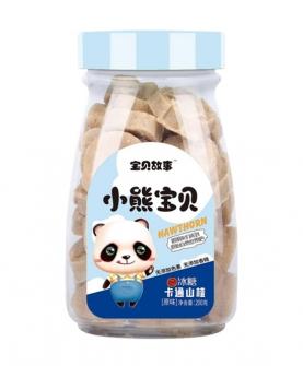 冰糖卡通山楂-原味