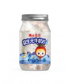 益生元牛奶片