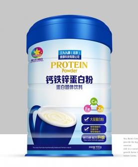 钙铁锌蛋白粉固体饮料