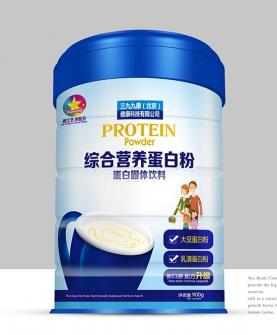 综合营养蛋白粉固体饮料