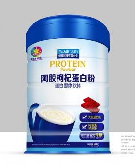 阿胶枸杞蛋白粉固体饮料