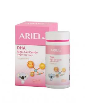 澳洲Ariel爱芮尔DHA藻油凝胶糖果 60粒