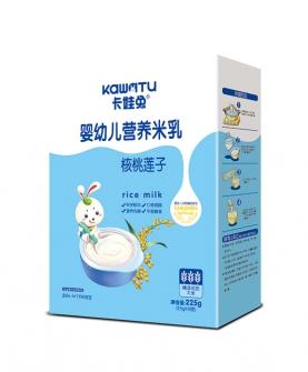 核桃莲子婴幼儿营养米乳