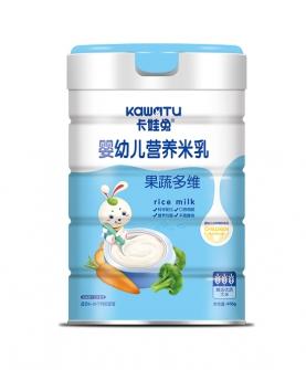 果蔬多维婴幼儿营养米乳